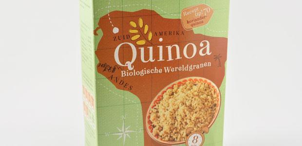 Quinoa de onbekende krachtpatser
