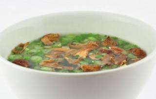 Snelle miso soep