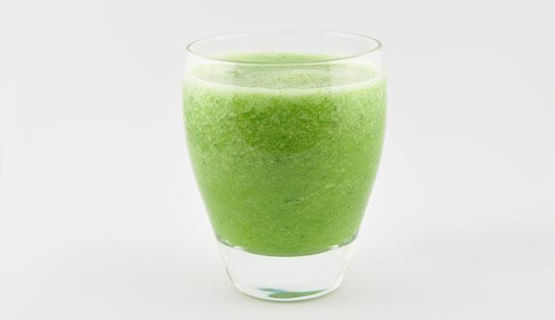 Summer green smoothie