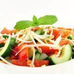 Vietnamese salade (zoet en pittig)