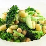 Gnocchi met broccoli en hazelnoten