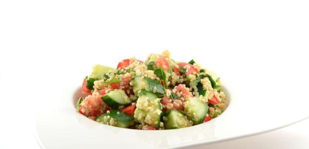 Tabouleh salade (Libanese keuken)