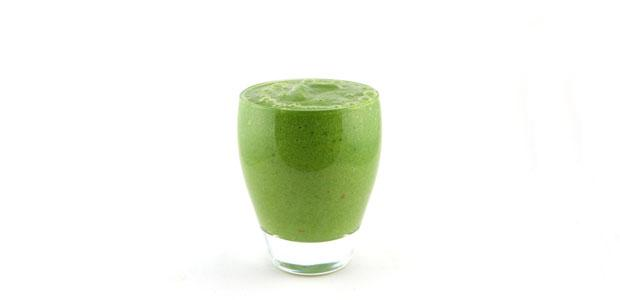 Thaise groene smoothie