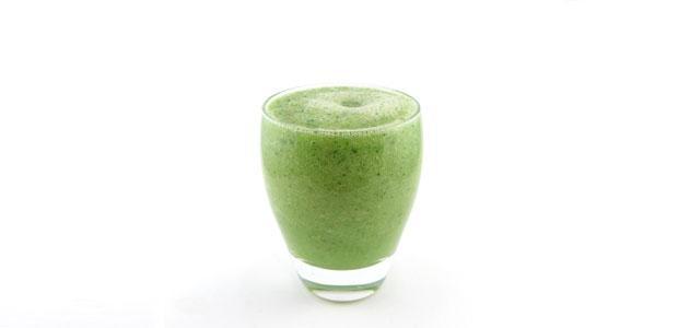 Groene smoothie mojito