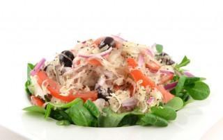 Zuurkool salade