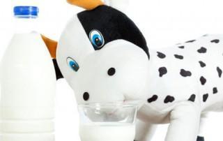Koemelk calcium