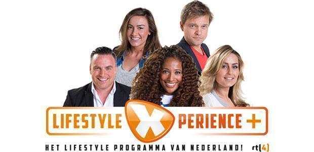 Carlo op TV bij LifestyleXperience Plus