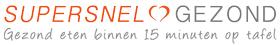Supersnel Gezond Logo