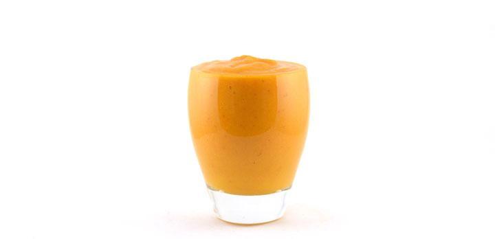 Pompoen appeltaart smoothie