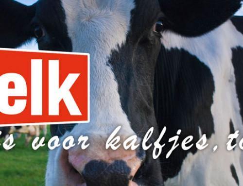Melk is voor kalfjes, toch?