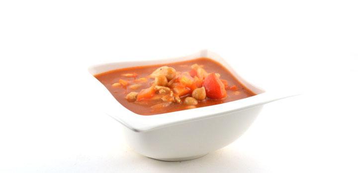 Snelle Mexicaanse soep
