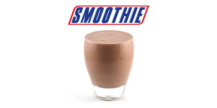 Snicker smoothie