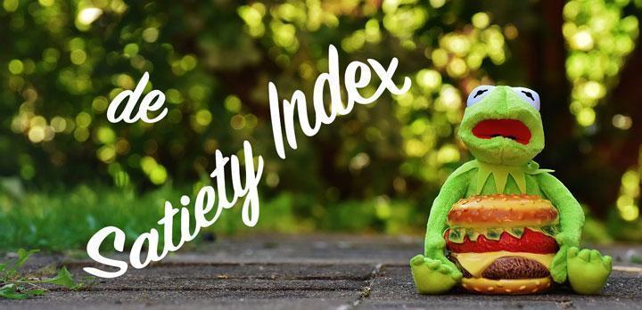 Daar heb ik niet genoeg aan (en de Satiety Index)