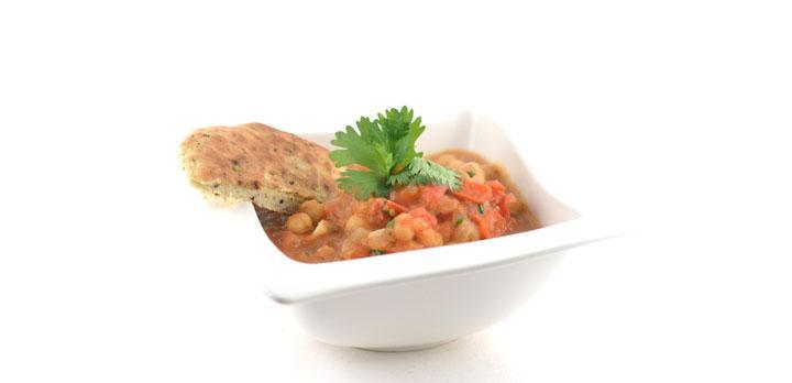 indiase soep vegetarisch