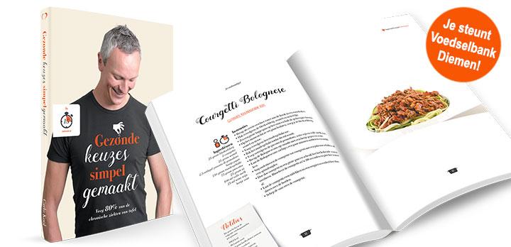 Supersnel Gezond receptenboek Gezonde keuzes, simpel gemaakt