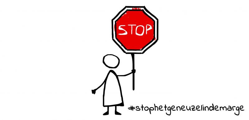 Stop het geneuzel in de marge