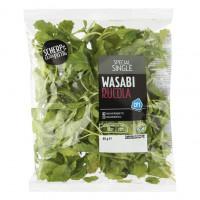 Excellent pittige wasabi rucola