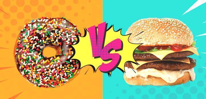 Koolhydraten of vetten, de ultieme strijd