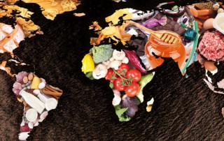 Voedingsrichtlijnen van 93 landen wereldwijd