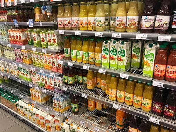 Wat is gezond in de supermarkt en wat niet? Vruchtensap