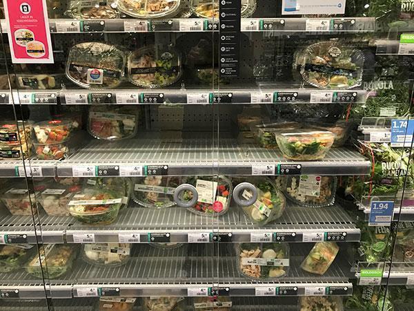 Wat is gezond in de supermarkt en wat niet? Kant-en-klare salades
