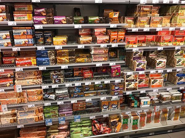 Wat is gezond in de supermarkt en wat niet? Ontbijtkoek en crackers