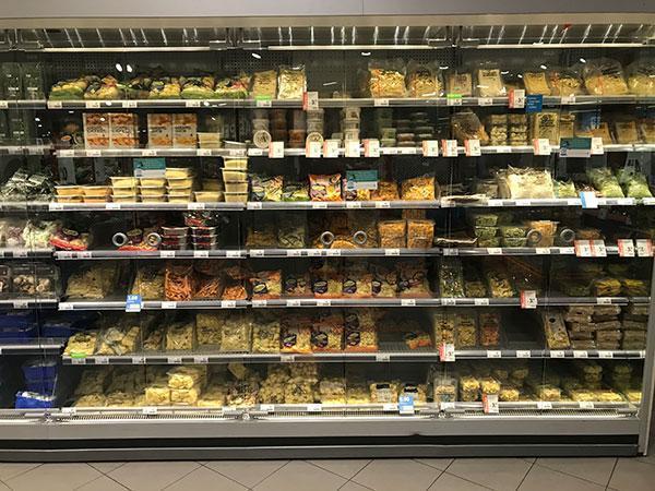 Wat is gezond in de supermarkt en wat niet? Pasta's en aardappelen