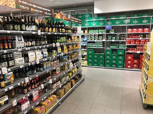 Wat is gezond in de supermarkt en wat niet? Bier