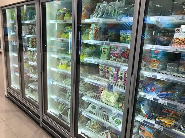 Wat is gezond in de supermarkt en wat niet? Diepvriesgroente en -fruit