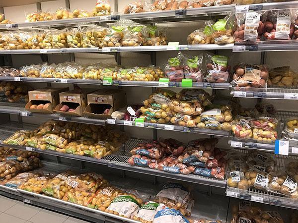 Wat is gezond in de supermarkt en wat niet? Aardappelen