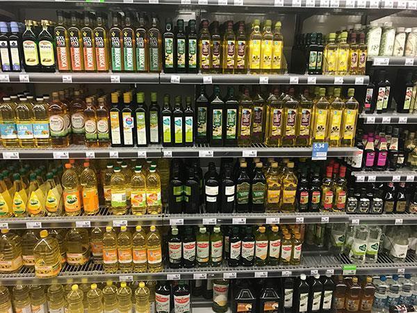 Wat is gezond in de supermarkt en wat niet? Olie