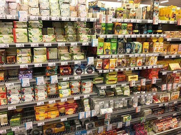 Wat is gezond in de supermarkt en wat niet? Thee