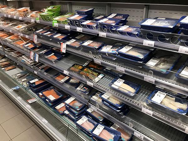 Wat is gezond in de supermarkt en wat niet? Vis