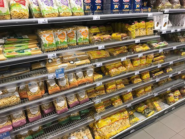 Wat is gezond in de supermarkt en wat niet? Pasta