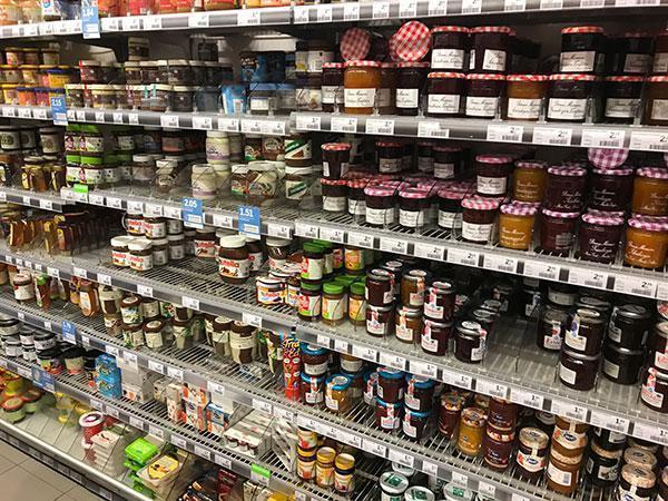 Wat is gezond in de supermarkt en wat niet? Broodbeleg