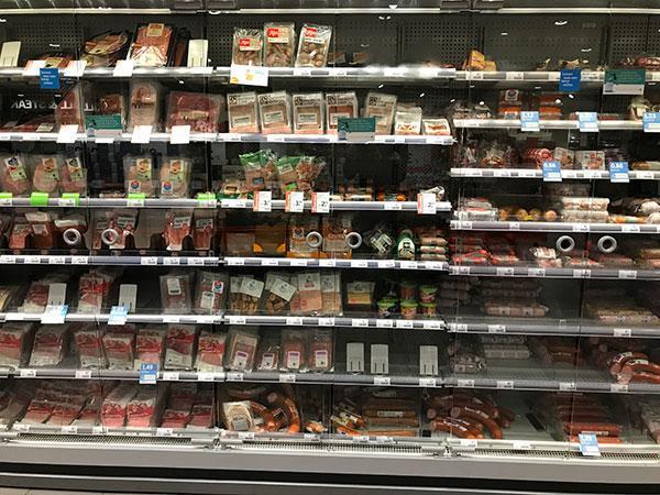Wat is gezond in de supermarkt en wat niet? Vleeswaren