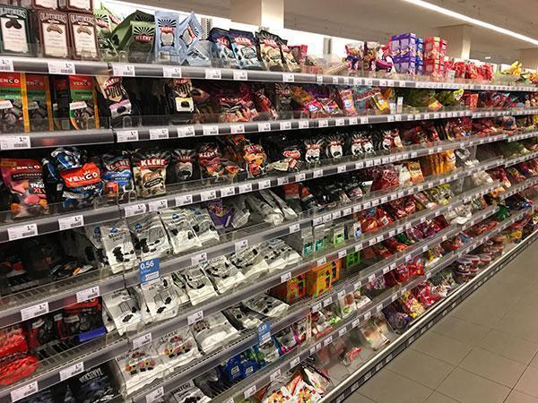 Wat is gezond in de supermarkt en wat niet? Snoep