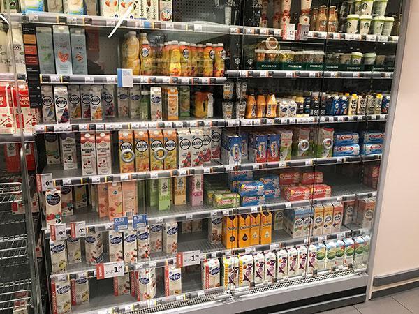 Wat is gezond in de supermarkt en wat niet? Zuiveldranken