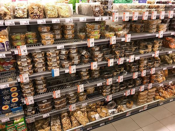 Wat is gezond in de supermarkt en wat niet? Noten