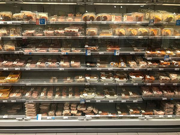 Wat is gezond in de supermarkt en wat niet? Kip