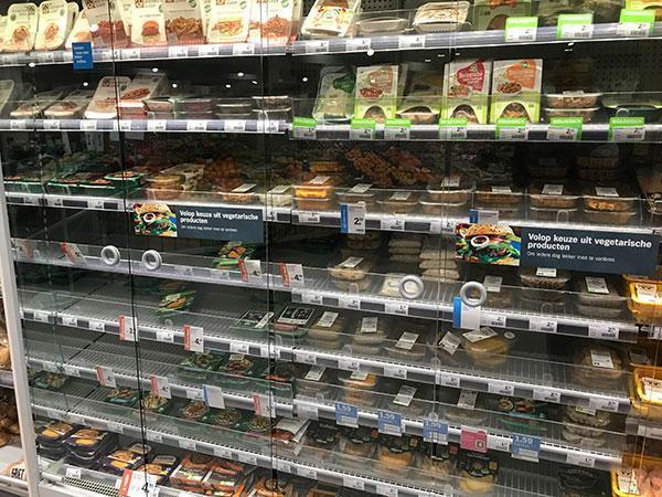 Wat is gezond in de supermarkt en wat niet? Vleesvervangers