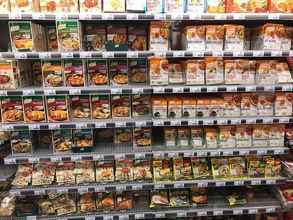 Wat is gezond in de supermarkt en wat niet? Pakjes en zakjes