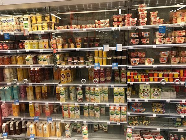 Wat is gezond in de supermarkt en wat niet? Toetjes