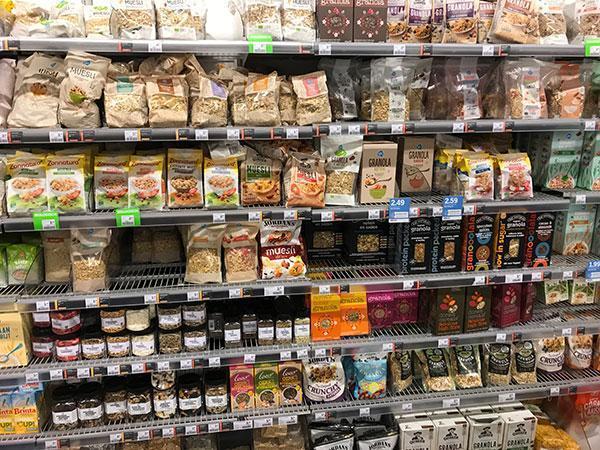 Wat is gezond in de supermarkt en wat niet? Ontbijtgranen