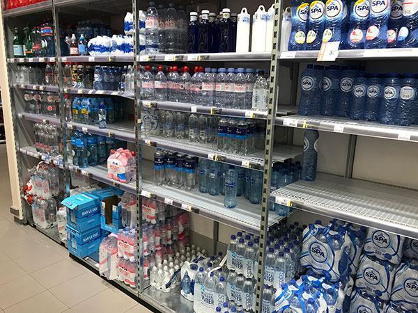 Wat is gezond in de supermarkt en wat niet? Water