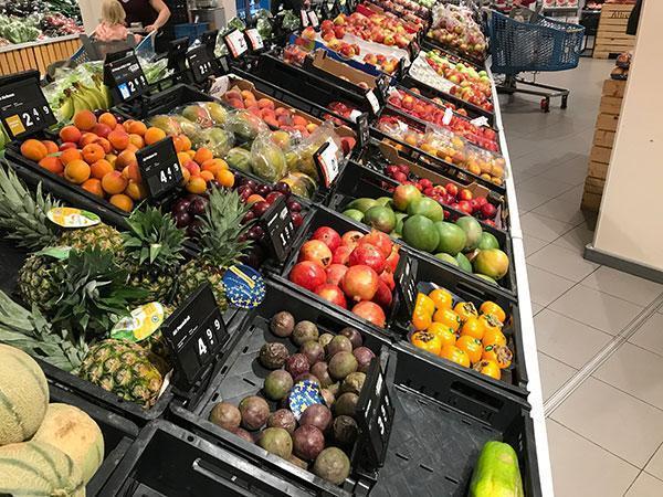 Wat is gezond in de supermarkt en wat niet? Fruit