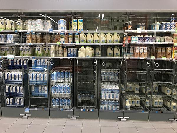 Wat is gezond in de supermarkt en wat niet? Melk