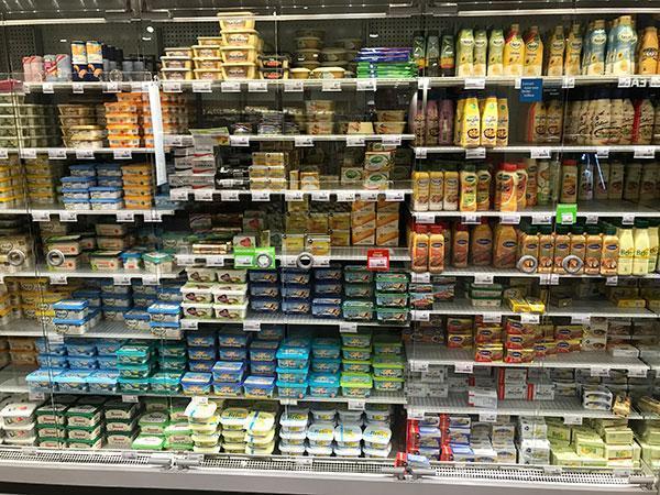 Wat is gezond in de supermarkt en wat niet? Boter en margarine