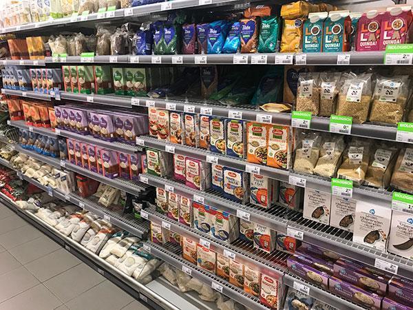 Wat is gezond in de supermarkt en wat niet? Graanproducten