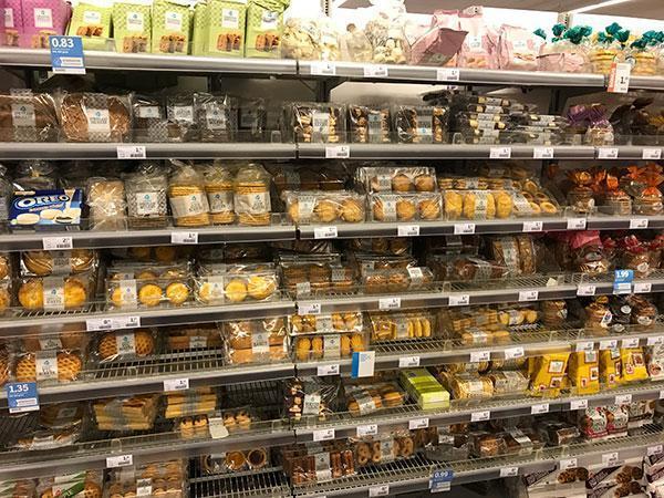 Wat is gezond in de supermarkt en wat niet? Koekjes